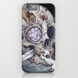 Treasure of the Devil's Bayou iPhone Case
