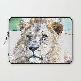 CArt Lion Laptop Sleeve