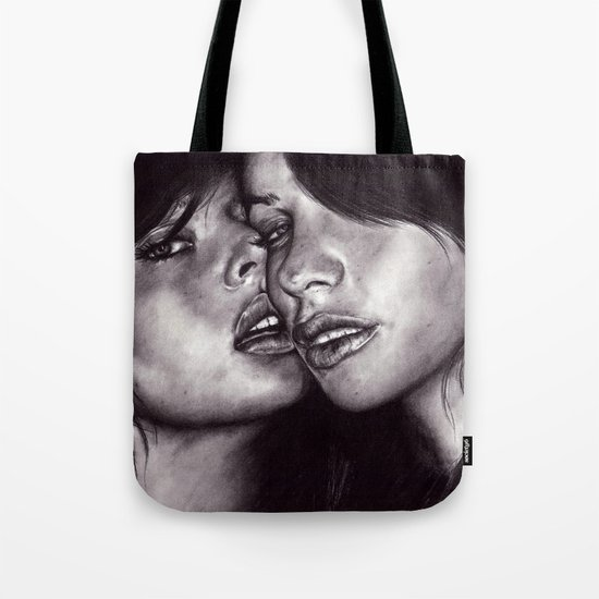 Friends (January)  Tote Bag