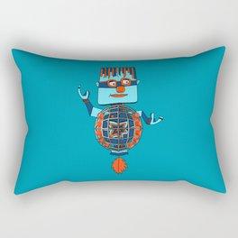 Robot № 222 Rectangular Pillow