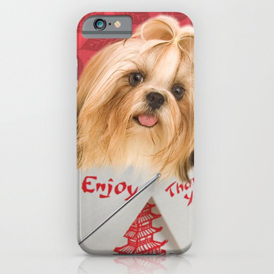 Take Out iPhone & iPod Case