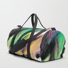 Abstract Artwork Colourful #1 Duffle Bag