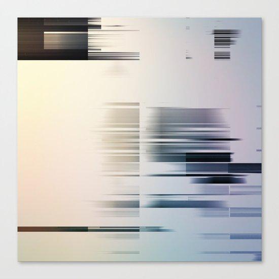 Lines/C7C Canvas Print