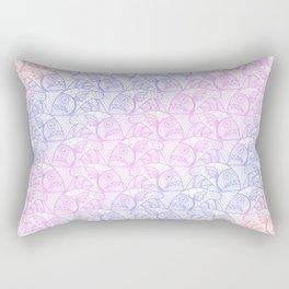 EscherFishes 2 Rectangular Pillow