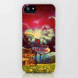 The Las Vegas Dream iPhone Case