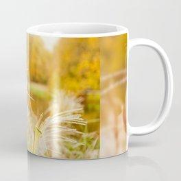 Miscanthus straw ornamental grass Coffee Mug