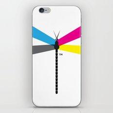 LibelluleMonde Logo iPhone & iPod Skin