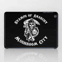 sons of anarchy iPad Cases featuring Svamps of Anarchy by Svampriket