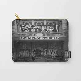 Socialist Anarchist Rote Flora Hamburg Carry-All Pouch