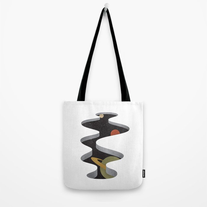 A Space In The Floor Tote Bag