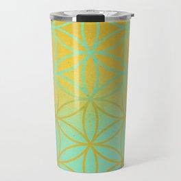 Meditation space Travel Mug