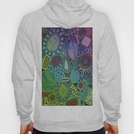 Colorful Patterns Hoody