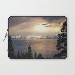 Changing Seasons at Lake Tahoe Laptop Sleeve