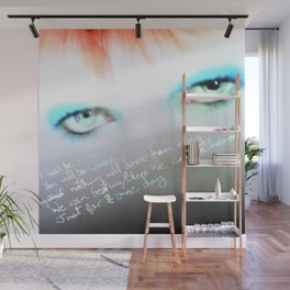 just for one day Wall Mural