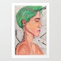 gg Art Print