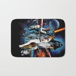 Space Opera British Version (Supplemental) Bath Mat