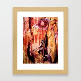 TELSE VAN KAMPEN Framed Art Print