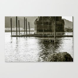 Boardwalkin' Canvas Print