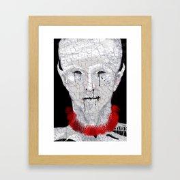 Russian solder Framed Art Print