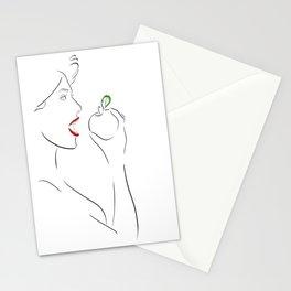 Apple - Minimalist Stationery Cards