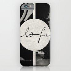 Lo-Fi // Analog Zine Slim Case iPhone 6s