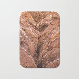 Colorado Springs Rock Formation Bath Mat