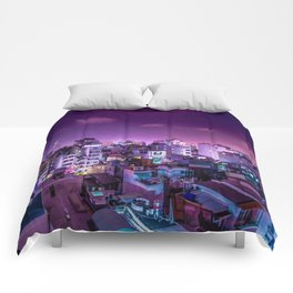 Oh Chi Minh City Comforters