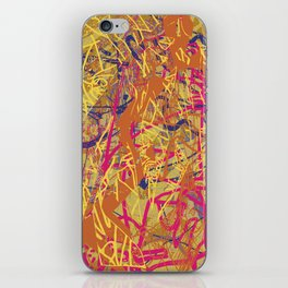Journal Entry iPhone Skin