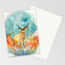 kudu Stationery Cards