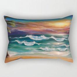 Ode to Palawan Rectangular Pillow
