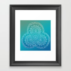 INDI_ART_4 Framed Art Print