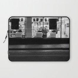 Shop window Edinburgh Laptop Sleeve