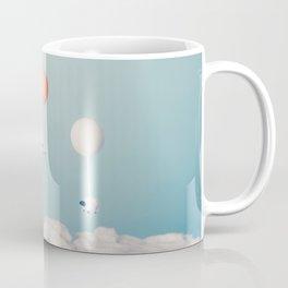 Sheep Having Fun Coffee Mug
