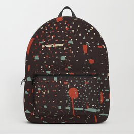 Retro CityLights Backpack