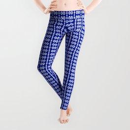 tie dye arch Leggings