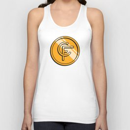 Coinfinds Logo Unisex Tank Top