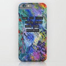 InspirationalCollages.tumblr 2 iPhone 6s Slim Case