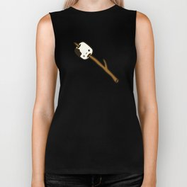 Toasted marshmallow Biker Tank