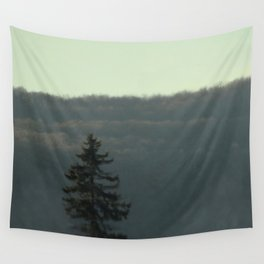 Evergreen Dream Wall Tapestry