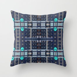 Agadir Throw Pillow