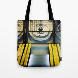 Skeeball Tote Bag