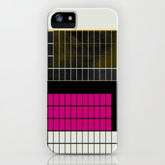 minimal geometry 2 iPhone (5, 5s) Slim Case