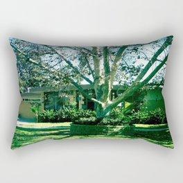 It's Not Easy Being Green Rectangular Pillow
