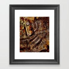 Persia Framed Art Print
