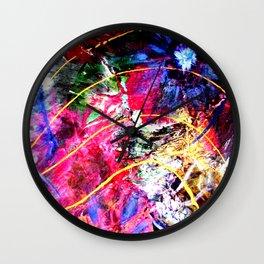Lady Energy  Wall Clock