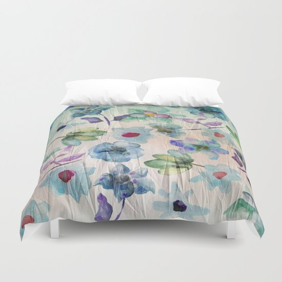 Dreaming of Spring 2 Duvet Cover