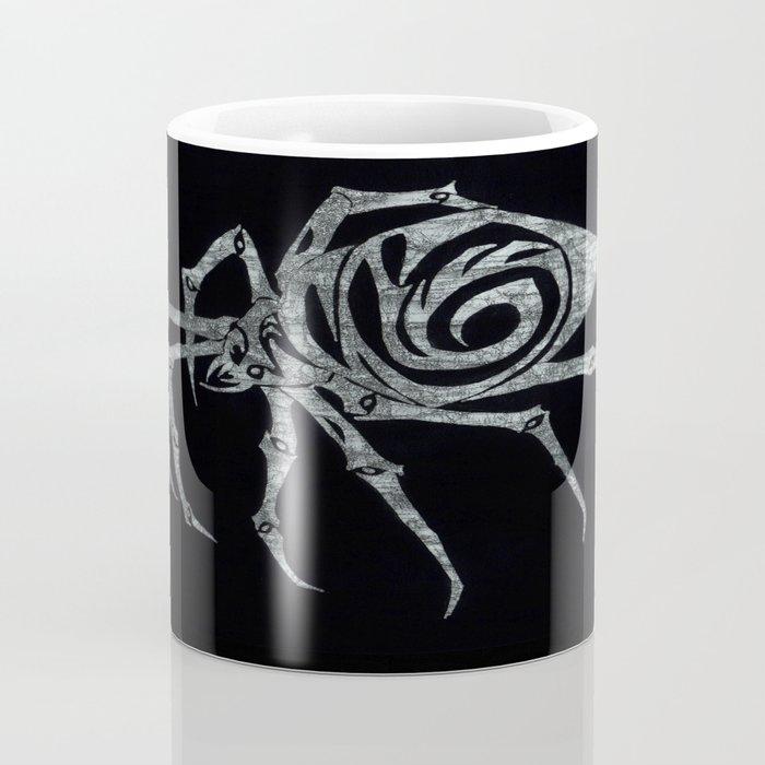 Spider in Reverse Coffee Mug
