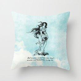 Hamlet - Ophelia - William Shakespeare Throw Pillow