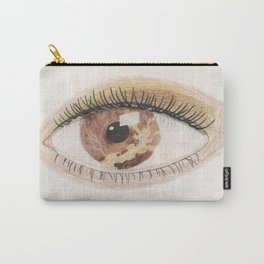The Eye Sees Venus Carry-All Pouch