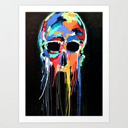 Golgotha Art Print
